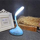 Nachtlicht Für Kinder, Flexible Schwanenhals-Led-Nachttischlampe, Augengeschützt, Geeignet Für...