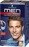 SCHWARZKOPF MEN PERFECT 40 Natur Dunkelblond Stufe 2, 3er Pack (3 x 80 ml)