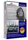 Italienisch-Aufbaukurs: Lernstufen B1+B2. Lernsoftware auf CD-ROM + MP3-Audio-CD fr...