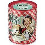 Nostalgic-Art 31007 Say it 50's - Have A Coffee | Retro Spardose | Spar-Büchse | Geld-Dose |...