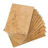 Ausschnitt Cork Blatt, Sax Ausschnitt Cork Holzbläser-Reparatur-zubehör Hals Joint Korkplatte...