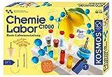 KOSMOS C1000 - Chemielabor, Basis-Laborausstattung, Chemie fr Kinder ab 10 Jahre, Basislehrgang,...