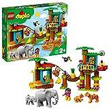 LEGO 10906 DUPLO Town Baumhaus im Dschungel Bauset, Lernspielzeug für Kleinkinder im Alter von 2 -...