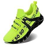Wonesion Damen Laufschuhe Sportschuhe Straßenlaufschuhe Sneaker Damen Tennisschuhe Fitness Schuhe