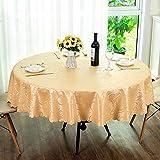 Ahuike Garten Tischdecke Wachstischdecke Pu Einfach Pastoral Tischdecken Eckig Wasserabweisend...