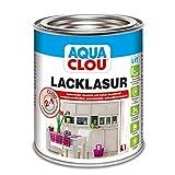 AQUA COMBI-CLOU Lack-Lasur weiß 0,750 L