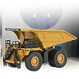 Nannday RC Engineering Truck Modell, 1812 1:60 Statische Modellbau Auto Kids Alloy Mining Dump...
