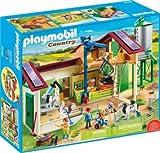 Playmo PLAYMOBIL® Großes Bauernhof 6er-Set (Art. 70132 ; 70131 ; 70134 ; 70136 ; 70137 ; 70138)