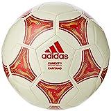 adidas Jungen CONEXT19 CPT Turnierbälle für Fußball, raw White/Active red/raw Sand, 3