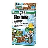 JBL Clearmec plus 62395, Filtermasse zur Entfernung Nitrit, Nitrat und Phosphat aus Aquarienwasser,...