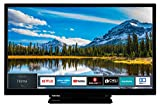 Toshiba 24W2963DAX 24 Zoll Fernseher (HD ready, Smart TV, Triple-Tuner, Prime Video, Works with...