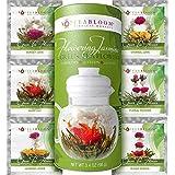 Teabloom Der beste Blütentee mit blühenden Teekugeln – 12 Packungen – 36 Aufgüsse, ergibt 250...