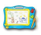 SunshineTec Magnet Zeichentafel, magnetische Zaubertafel, Maltafel, Zaubermaltafel, 31x22,5 cm groß...