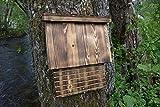 Eigenbau Fledermauskasten aus Massivholz