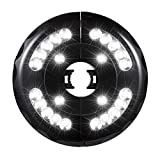 Sonnenschirm LED-Licht, Sonnenschirmleuchten Im Freien, Abnehmbare Campingzeltlichter, 3 Arten Von...