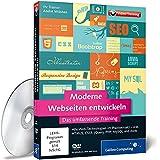 Moderne Webseiten entwickeln - Über 12 Stunden Praxiswissen zu allen Webtechnologien inkl. HTML5,...