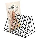 Dreieck Datei Organisator Zeitschriften Halter Zeitungs Buch Gestell Draht Ansammlung 9 Abschnitt...