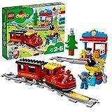LEGO 10874 DUPLO Dampfeisenbahn, Spielzeugeisenbahn