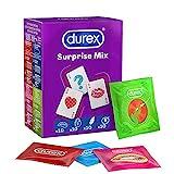 Durex Surprise Mix Kondome sortiert, 40 Kondome