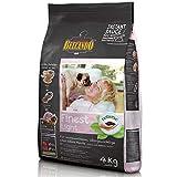 Belcando Finest Light [4 kg] Hundefutter   Trockenfutter für kleine & mittlere übergewichtige...
