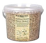 3 kg (5 L) Sonnenblumenkerne Bäckerei geschälte, Roh, für den menschlichen Verzehr, Prämie...