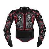 Gereton Motorrad Schutzjacke Protektorenjacke Herren Schutzkleidung Motocross ATV Racing...