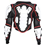 Texpeed - Kinder Motorradjacke fr Motocross/Enduro/Sport mit Protektoren - 128cm - 8 Jahre