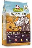 GranataPet Natural Taste Senior, 12000 g