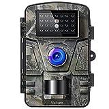 Victure Wildkamera mit Bewegungsmelder Nachtsicht Fotofalle 16MP 1080P Full HD Video mit IP66...