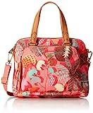 Oilily Damen S Handbag OES7112 Henkeltasche, Pink (Pink Flamingo 330)