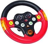 BIG - Multi-Sound-Wheel - Lenkrad mit Verkehrssounds, für Bobby Cars ab dem Baujahr 2010, sowie...