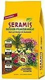 Seramis Ton-Granulat für alle Balkon- und Kübelpflanzen, Vorgedüngt, Outdoor-Pflanzgranulat,...