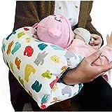 Stillkissen klein Stillmuff - mini Stillkissen unterwegs kleines Baby arm kissen beim Stillen und...