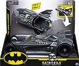 DC Comics 6055952 Batman 2 in 1 Fahrzeug Batmobil und Batboot in einem zur Verwendung mit den 10cm...