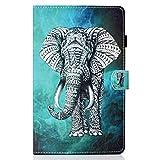 Coopay Kompatibel fr Samsung Galaxy Tab A 10.1 T580 Schutzhlle,Flip Etui Lederhlle,Slim...