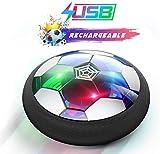 Ucradle Air Power Fußball - 2019 Wiederaufladbar Hover Ball Indoor Football mit LED, Super Spaß...