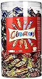 Celebrations Blisterbox | Mini-Schokoriegel Mix | 160 Pralinen in einer Box (1 x 1,4 kg)