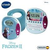Vtech- Frozen 2 KIDISECRET Elektronisches Tagebuch, Farbe (3480-519822)