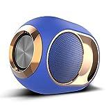 LHNEREGLHNEREG Mini Portable Bluetooth 5.0 Lautsprecher, 1200Mah Großer Akku Drahtloser USB...