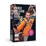 MAGIX Video deluxe 2019 Premium  Fr anspruchsvolle Videoproduktionen.|Standard|1 Device|1...