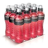 Powerade Sports Wild Cherry, Iso Drink mit Elektrolyten - als erfrischendes, kalorienarmes...