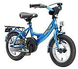 BIKESTAR Kinderfahrrad für Mädchen und Jungen ab 3-4 Jahre | 12 Zoll Kinderrad Classic | Fahrrad...