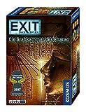 KOSMOS 692698 - EXIT - Das Spiel - Die Grabkammer des Pharao, Kennerspiel des Jahres 2017, Level:...