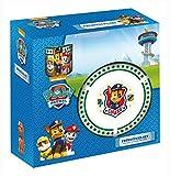 POS 29457088 - Frühstücksset mit Paw Patrol Motiv, 3 teiliges Geschirrset für Kinder, aus...