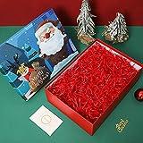 gousheng Weihnachtsgeschenkbox Weihnachtsdekoration Box Weihnachtsartikel Box Geschenkbox...