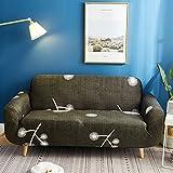 NOBCE Sofabezug Elastic Sofabezug Elastic Sofabezug Sectional Sofabezug Protect Sofa 195-230CM