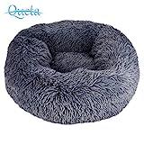 Queta Deluxe-Haustierbett,fr Katzen und kleine bis mittelgroe Hunde,Leicht zu reinigen,Bett fr...