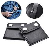 Newseego Auto Sicherheitsgurt Versteller, 2 Pack Auto Gurtversteller Komfortables Universal...