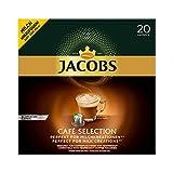 Jacobs Kaffeekapseln Café Selection- 200 Nespresso®* kompatible Kapseln, 10er Pack (10 x 20...