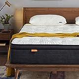 Sweetnight Matratze 140x200 h4 Federkernmatratze Orthopädisch punktelastische Matratze Gel...